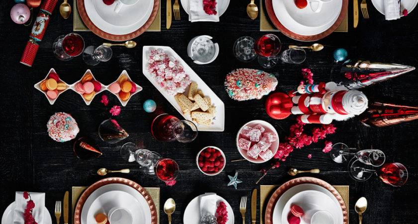 Tips Dressing Your Christmas Table Myer Blog