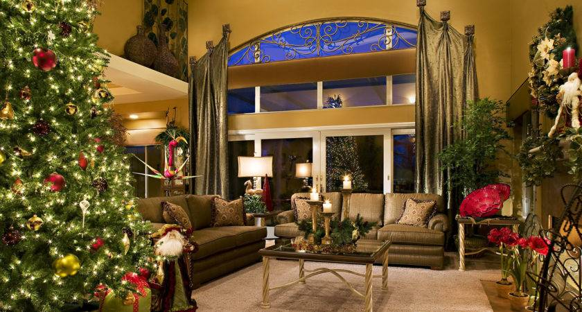 Tips Holiday Decorating Den Interiors