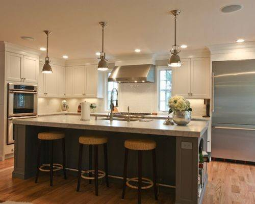 Top Foot Kitchen Island