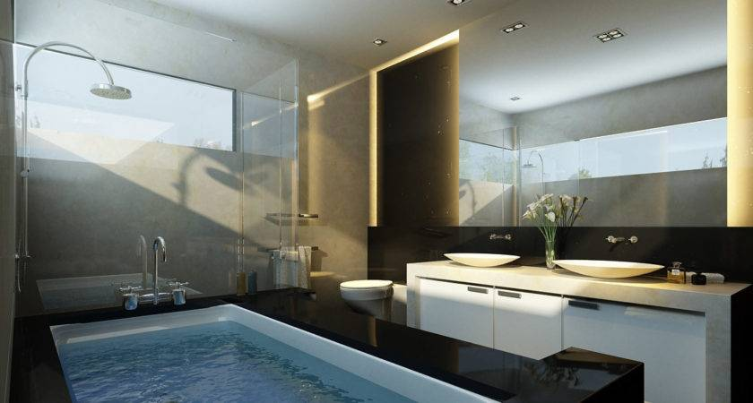Top Futuristic Bathroom Designs Mostbeautifulthings