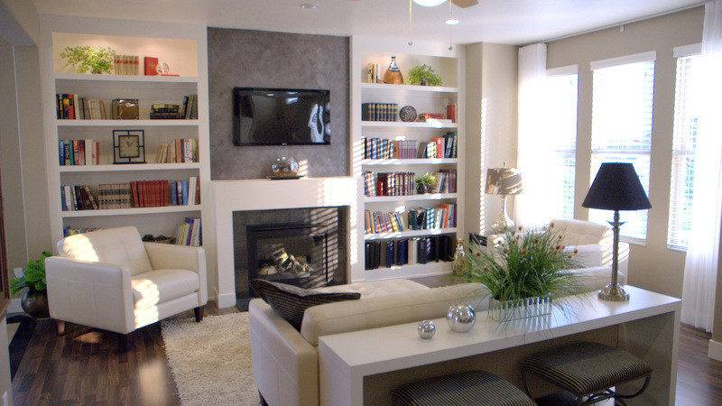 Townhouse Living Room Ideas Modern House