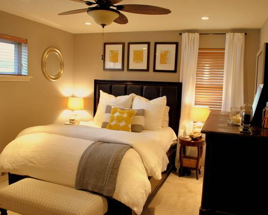 Traditional Bedroom Design Remodel Decor