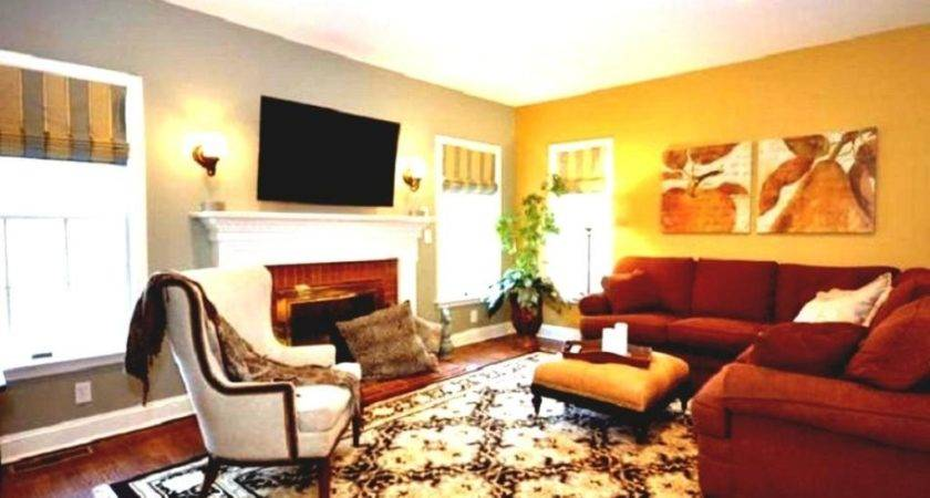 Traditional Carpet Colonial Styled Living Room Ideas