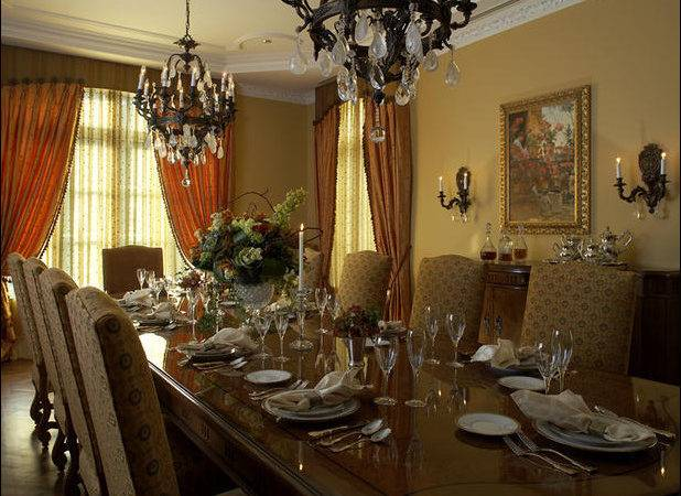 Traditional Dining Room Design Ideas Home Decorating