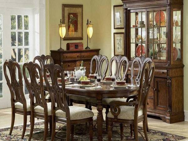 Traditional Dining Room Designs Home Design Lover