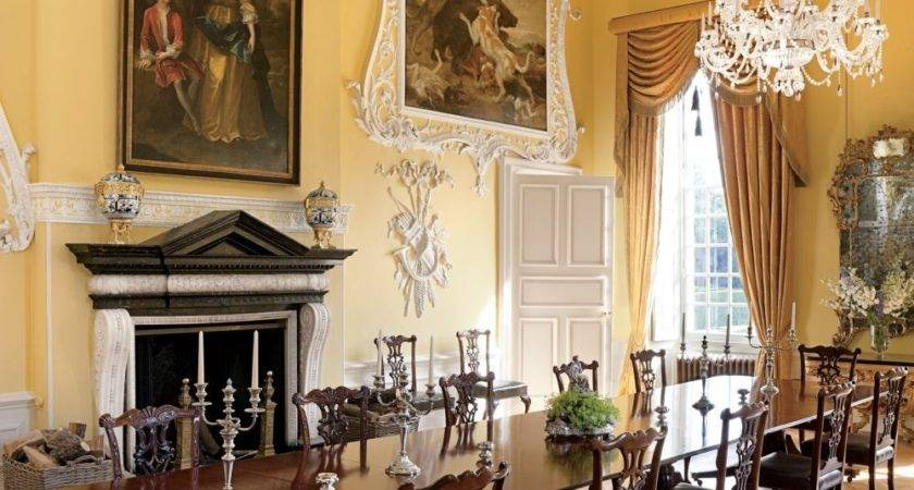 Traditional Dining Room Spencer Churchill Designs Inc