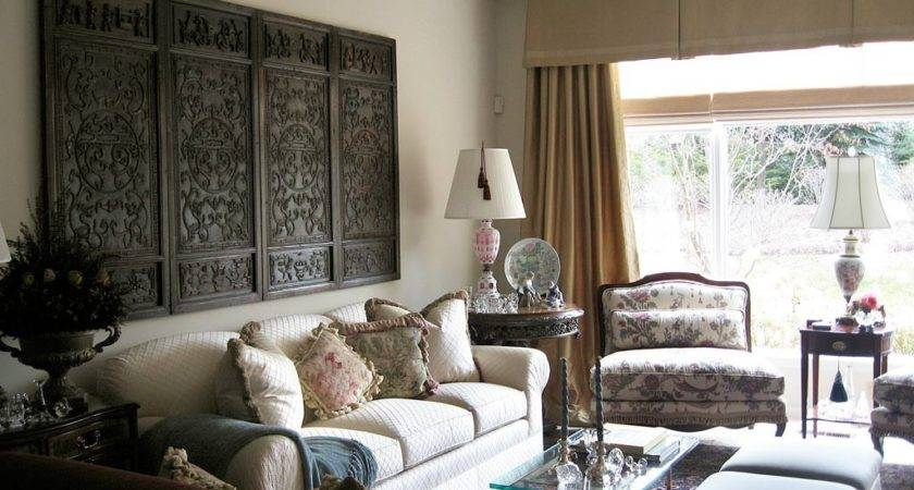 Traditional Home Living Room Decorating Ideas Modern House