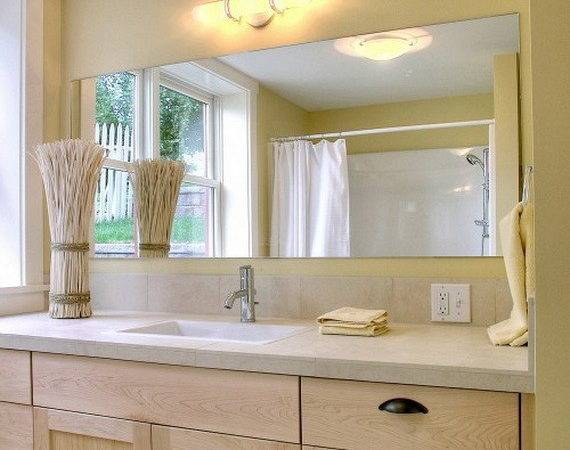 Tranquil Beige Bathrooms Stylish Eve