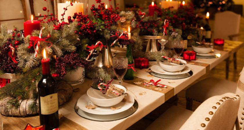 Trend Dressing Your Christmas Table Harvey Norman
