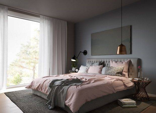 Trendiest Bedroom Color Schemes Decoration