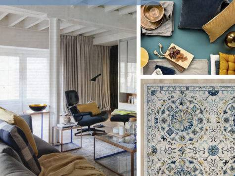Trends Spring Summer Home Furnishings Interiors Color