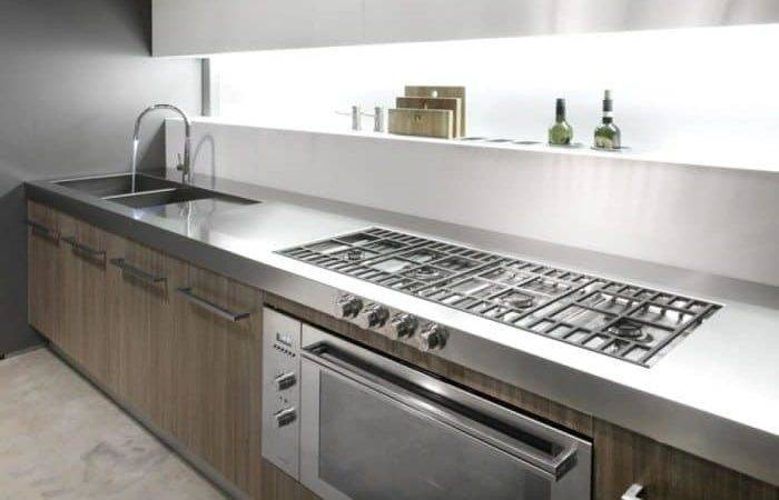 Turn Your Small Cooking Space These Bright Galley