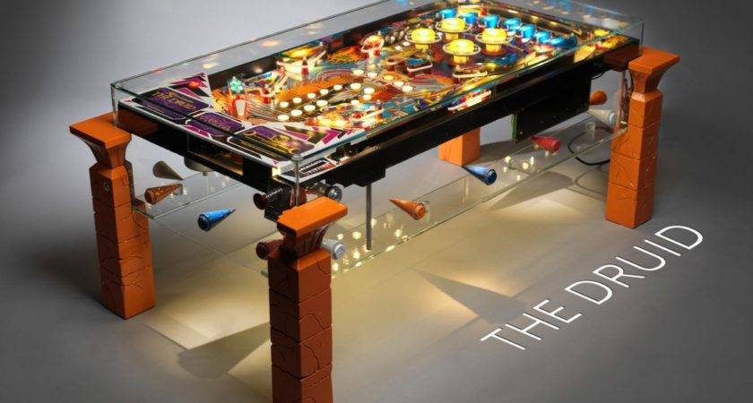 Turning Playfields Into Coffee Tables Pavlov Pinball