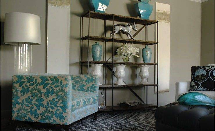 Turquoise Accents Design Ideas