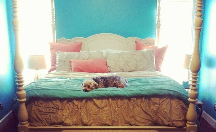 Turquoise Coral Bedroom Ideas Color Palettes