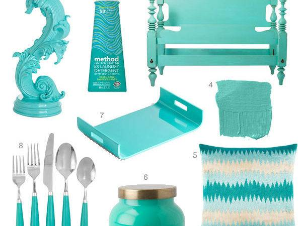 Turquoise Home Accessories Decor Cool
