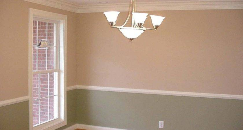 Two Tone Room Painting Ideas Alternatux