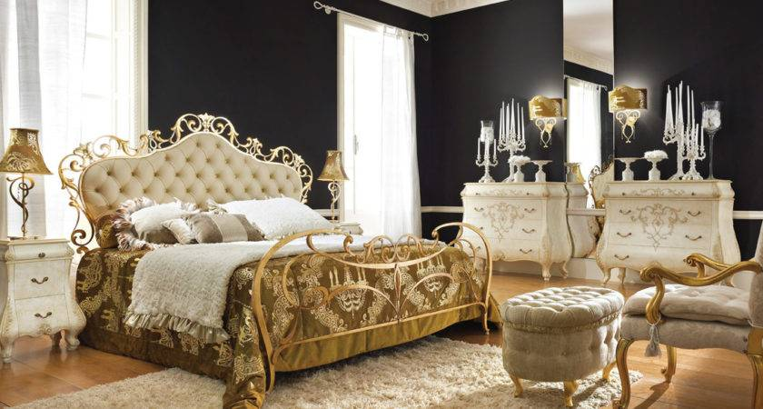 Ultra Luxurious Mirrored Furniture Designs Your Bedroom