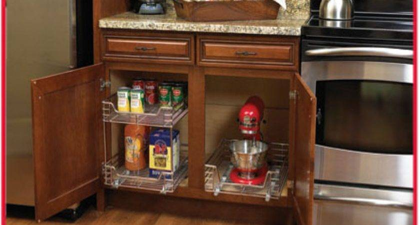 Under Counter Storage Solutions Kitchen Cabinet