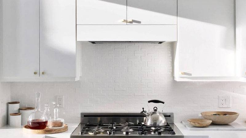 Unique Kitchen Backsplash Inspiration Fireclay Tile