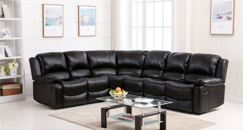 Valencia Bonded Leather Electric Recliner