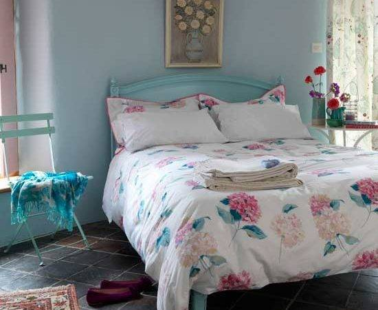 Vintage Rose Studio Country Styled Bedrooms