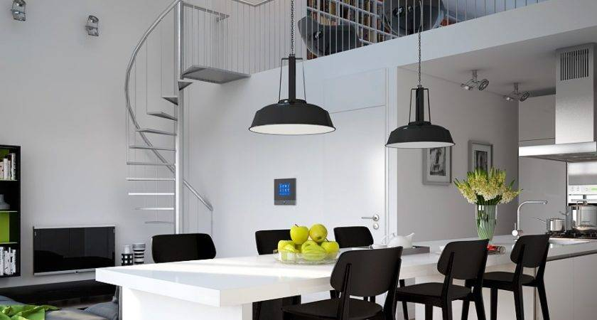 Visualizations Modern Apartments Inspire