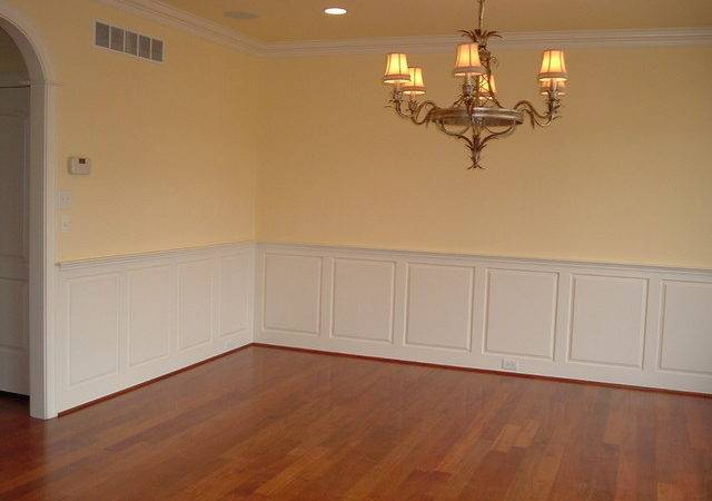 Wainscoting Traditional Dining Room Other Metro