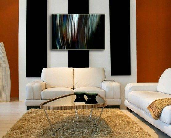 Wall Art Ideas Living Room Abstract Home Interiors