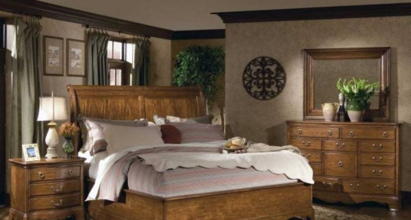 Wall Color Bedroom Light Brown Furniture Home Combo