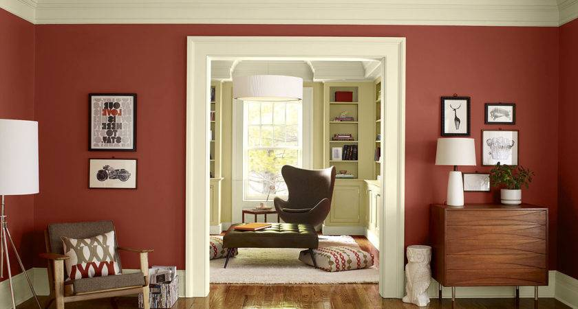 Wall Color Shades Living Room Home Combo