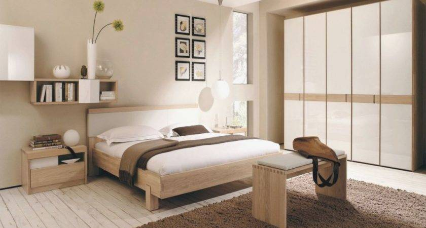 Wall Colors Bedrooms Light Furniture Awesome