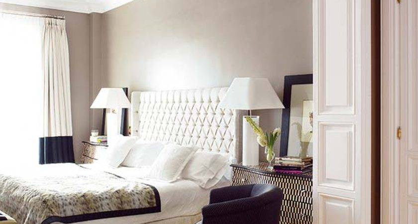Wall Colors Bedrooms Light Furniture