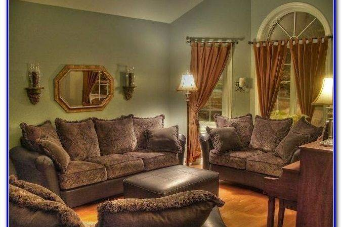Wall Colors Brown Furniture Painting Home