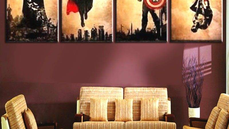 Wall Decorations Guys Apartment Maybehip