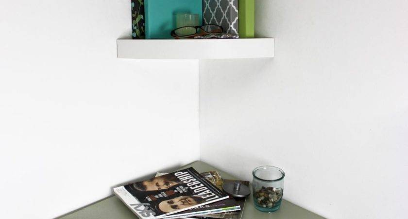 Wall Shelving Corners Shelves