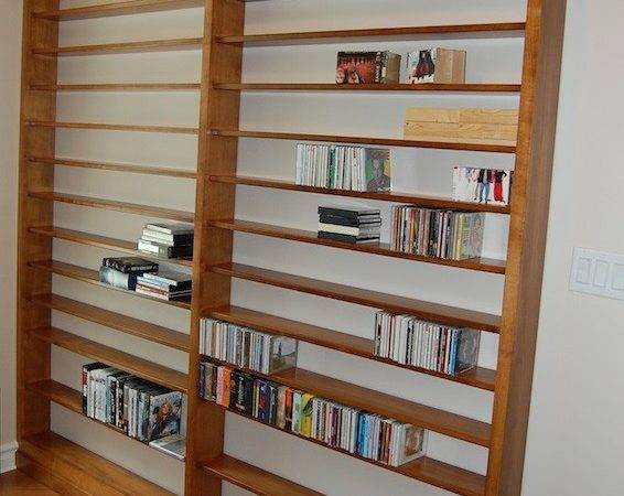 Wall Units Amusing Custom Wood Shelving