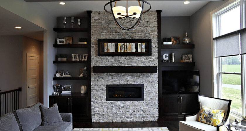 Wall Units Glamorous Built Ins Living Room