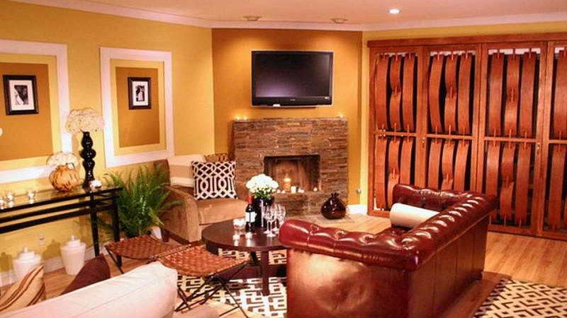 Walls Gold Wall Color Painting Ideas Your Living