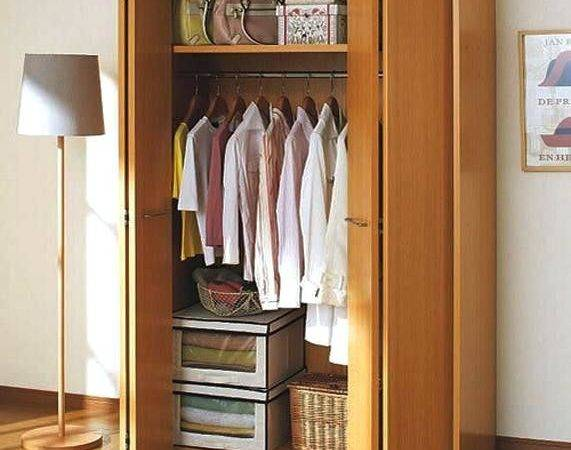 Wardrobes Small Spaces Senalka