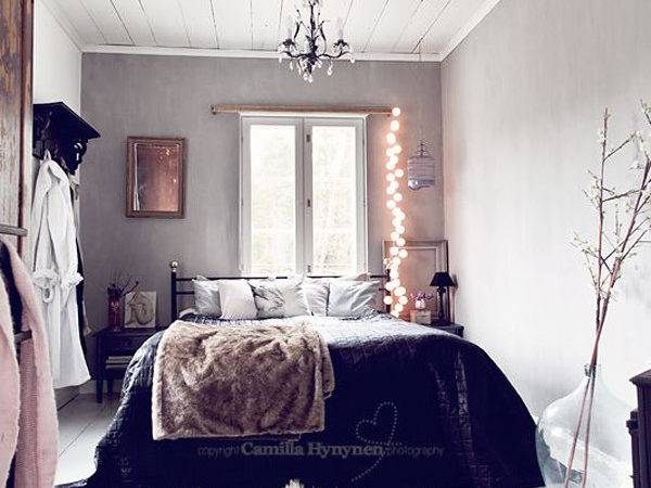 Warm Cozy Bedrooms Winter Home Design