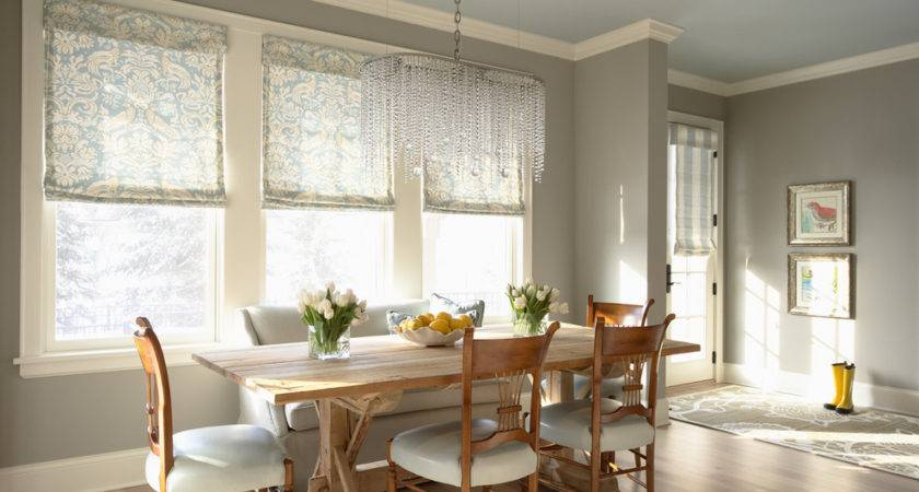 Warm Paint Colors Living Room Dining Traditional
