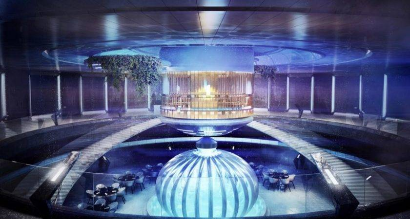 Water Discus Hotel Photos Inside World Largest