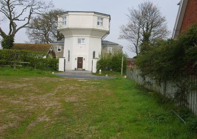 Water Tower Conversion William Metcalfe Geograph