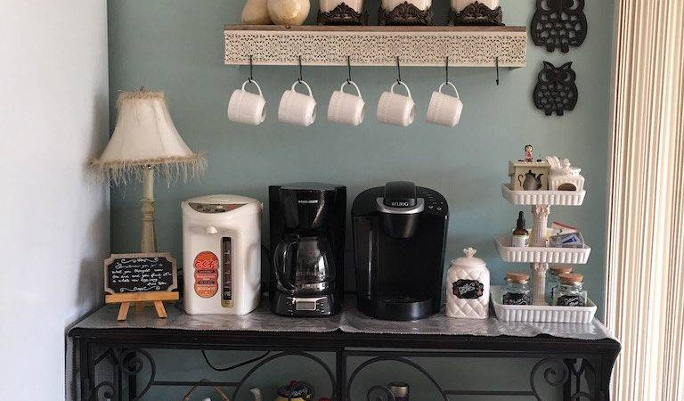 Ways Create Home Coffee Bar Coffeesphere