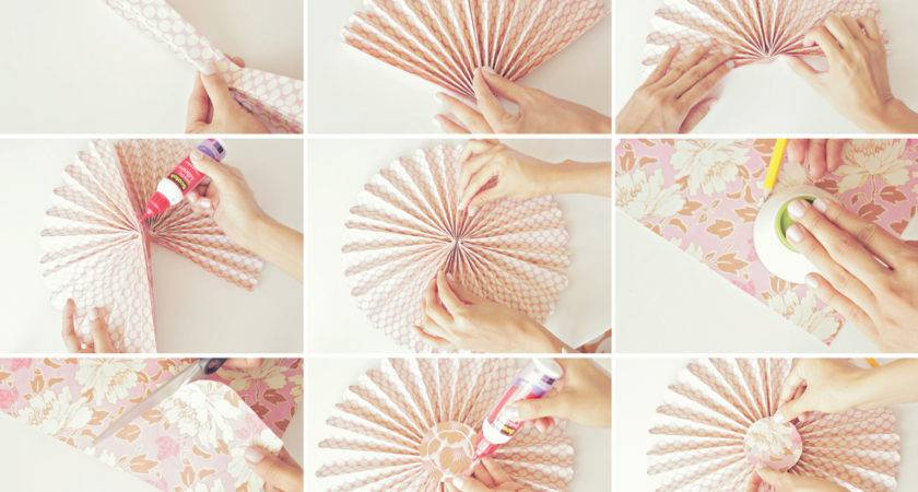 Ways Decorate Your Home Paper Crafts