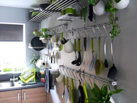 Ways Make Your Tiny Galley Kitchen Feel Bigger