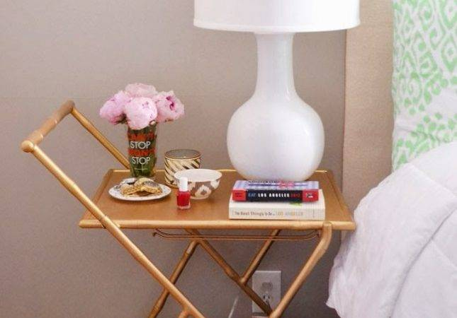 Ways Style Your Bedside Table Brit