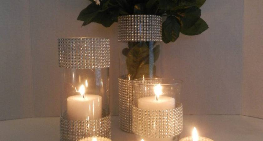 Wedding Centerpiece Home Decorations Candle Holder