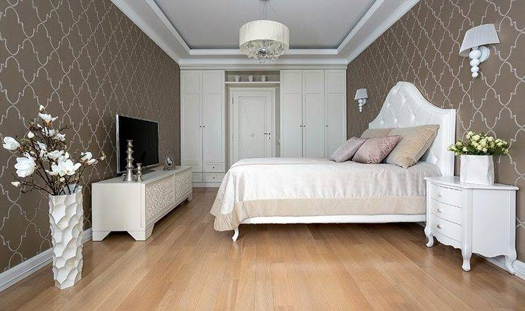 White Bedroom Designs Ideas Classic Style